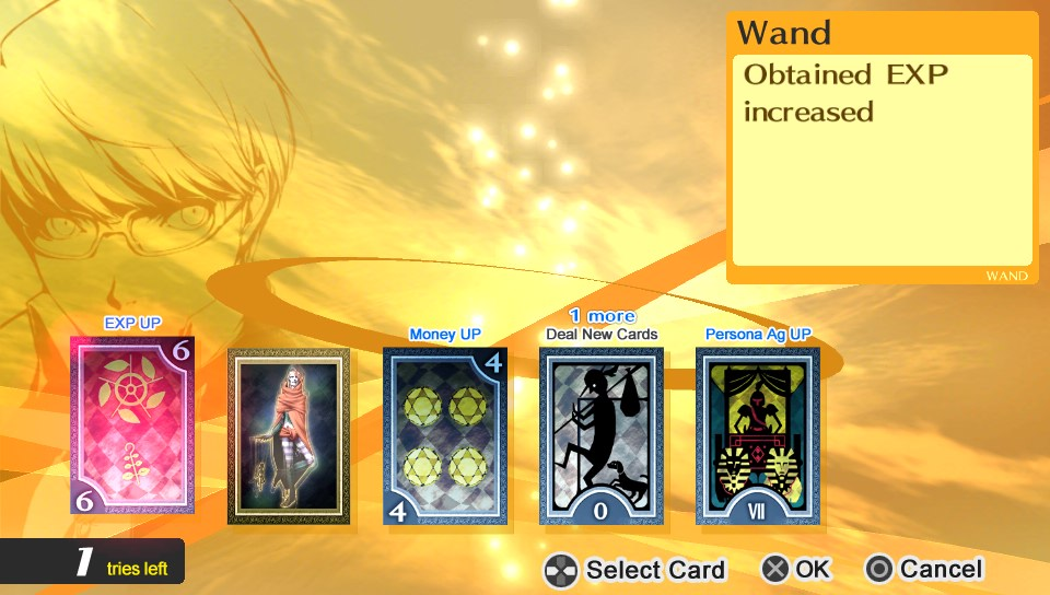 cards persona 4 golden